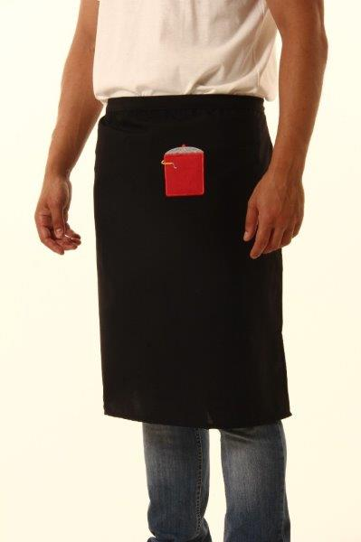 Avental de cozinheiro masculino