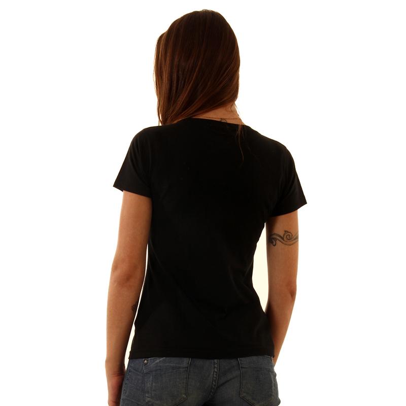Camiseta para uniforme feminino