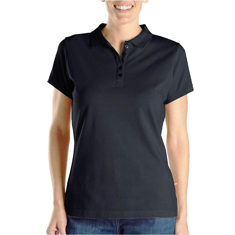 Camisa polo para uniforme feminino - Digital Seven 834d11de6e987