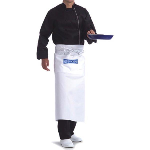 Avental tipo cozinheiro