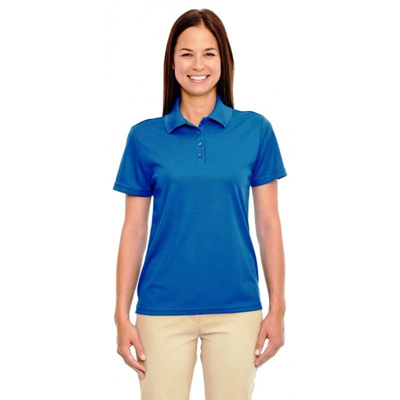 Camisa polo para uniforme feminino