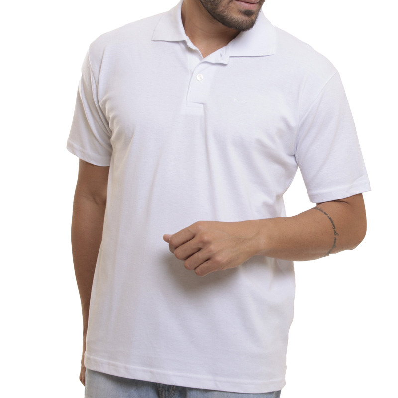 Camisa polo para uniforme em sp