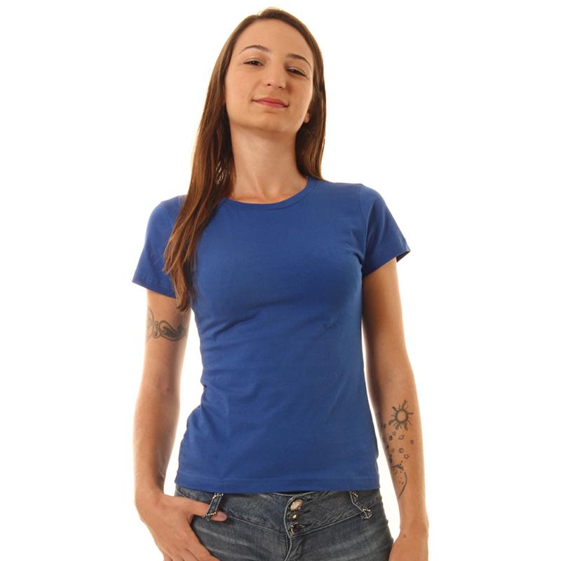 Camiseta baby look uniforme