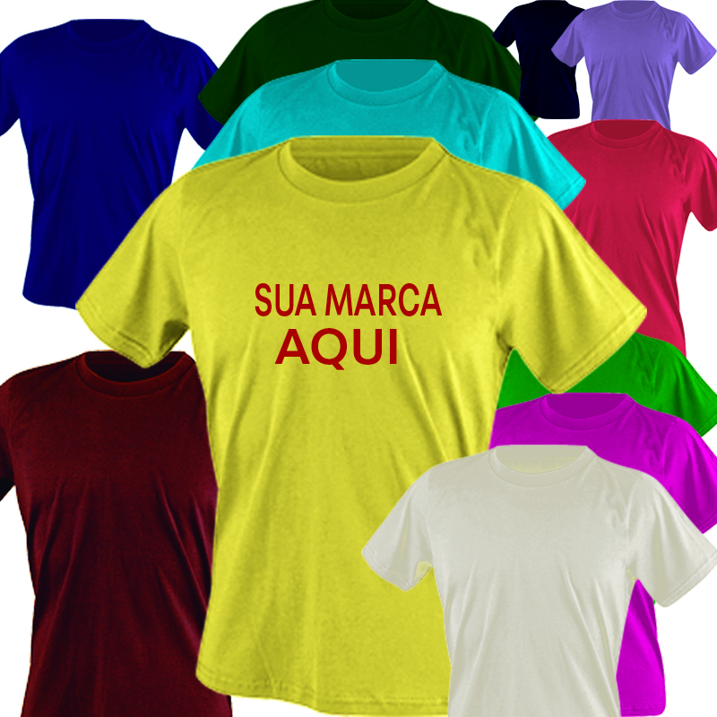 Camiseta para uniforme masculino