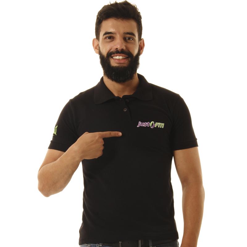 Camisetas personalizadas bordadas sp